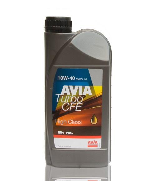 AVIA TURBO CFE 10W40