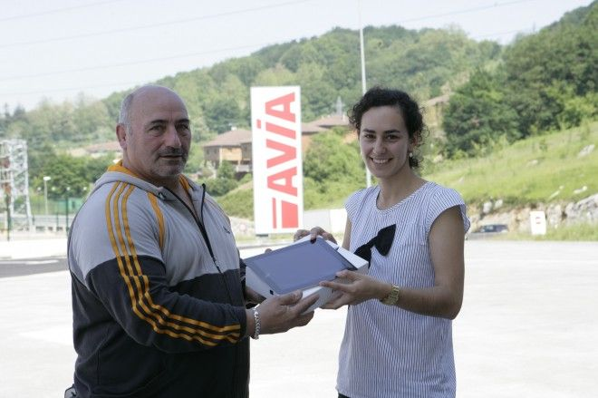 El Club Avia premia a sus socios con 50 iPAD3